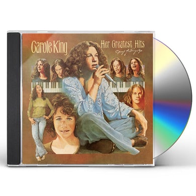 Carole King HER GREATEST HITS (SONGS OF LONG AGO) CD