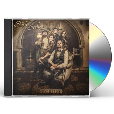 Storm Seeker Guns Don't Cry CD