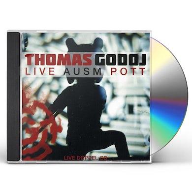 Thomas Godoj LIVE AUSM POTT CD