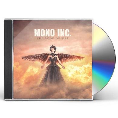 Mono Inc. Book of fire CD