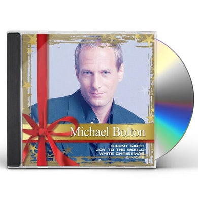 Michael Bolton COLLECTIONS CHRISTMAS CD