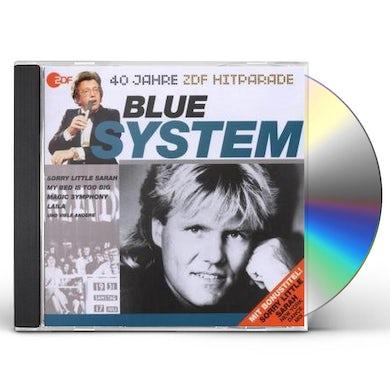 Blue System DAS BESTE AUS 40 JAHREN HITPARADE CD