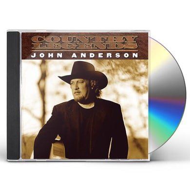 John Anderson RCA COUNTRY LEGENDS CD