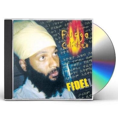 Fidel Nadal FUEGO CALIENTE CD