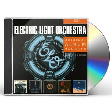 ELO (Electric Light Orchestra) ORIGINAL ALBUM CLASSICS CD
