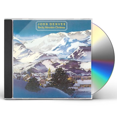 John Denver ROCKY MOUNTAIN CHRISTMAS CD