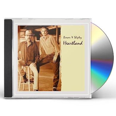 Brewer & Shipley HEARTLAND CD