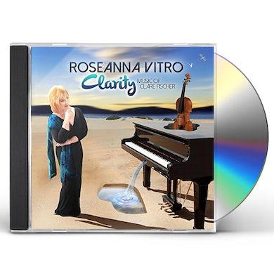 Roseanna Vitro CLARITY: MUSIC OF CLARE FISCHER CD