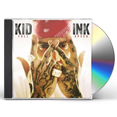 Kid Ink FULL SPEED CD