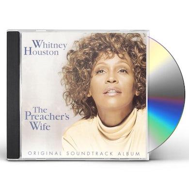 Whitney Houston PREACHER'S WIFE CD