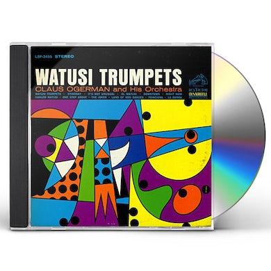 Claus Ogerman WATUSI TRUMPETS CD