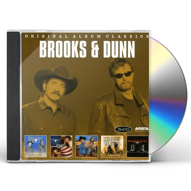 Brooks & Dunn ORIGINAL ALBUM CLASSICS CD