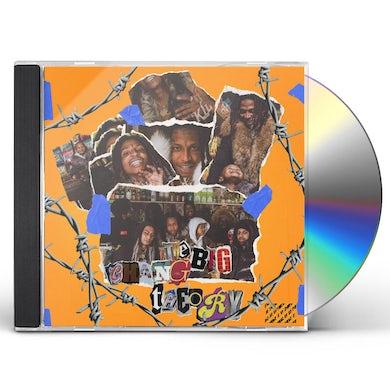 Nef The Pharaoh BIG CHANG THEORY CD