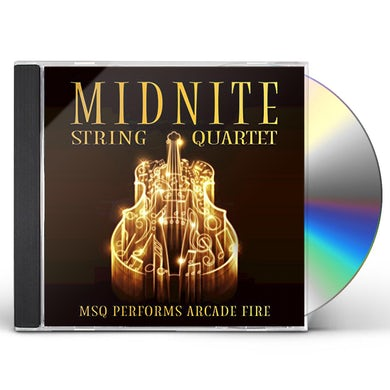 Midnite String Quartet MSQ PERFORMS ARCADE FIRE (MOD) CD