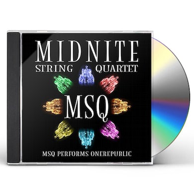 Midnite String Quartet MSQ PERFORMS ONEREPUBLIC (MOD) CD