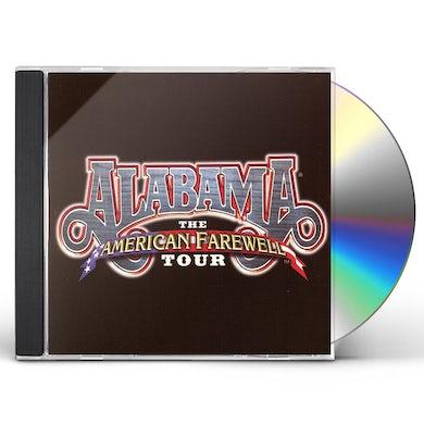 Alabama AMERICAN FAREWELL TOUR CD