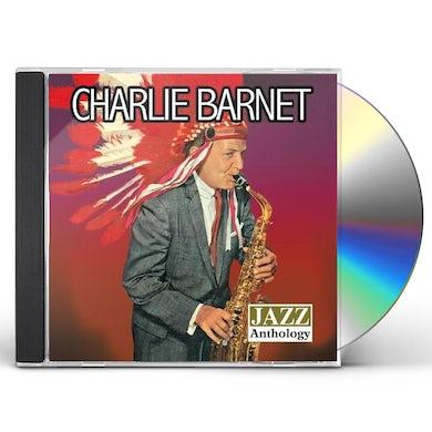 Charlie Barnet JAZZ ANTHOLOGY CD