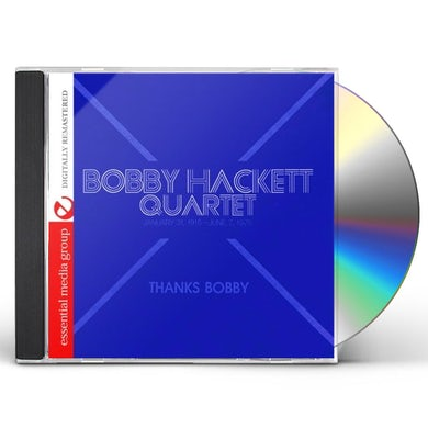 Bobby Hackett THANKS BOBBY CD