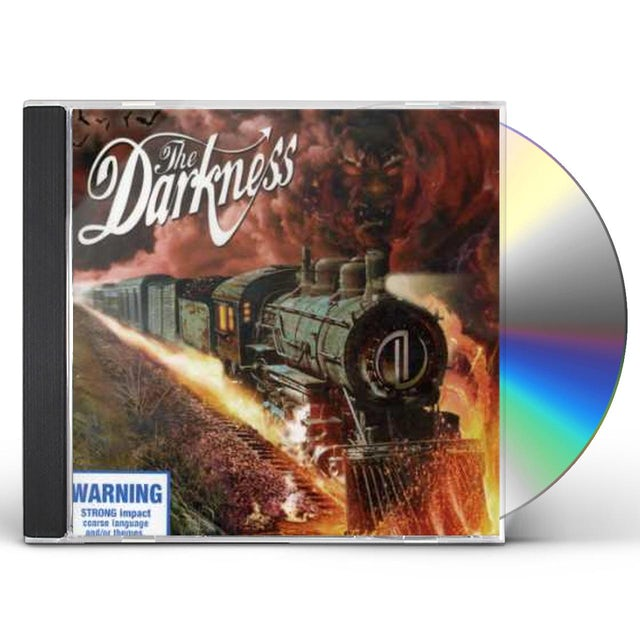 The Darkness ONE WAY TICKET TO HELL & BACK CD