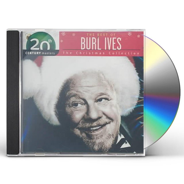 Burl Ives CHRISTMAS COLLECTION: 20TH CENTURY MASTERS CD
