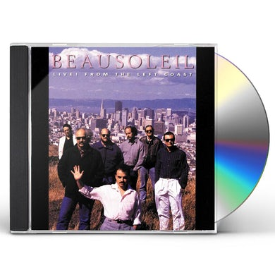 Live! From The Left Coast CD
