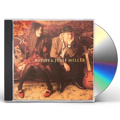 Buddy Miller & Julie BUDDY & JULIE MILLER CD
