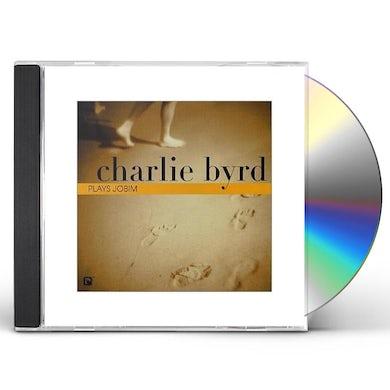 Charlie Byrd PLAYS JOBIM CD