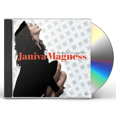 Janiva Magness DEVIL IS AN ANGEL TOO CD