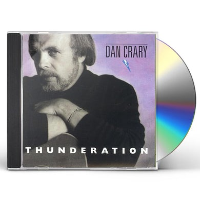 Dan Crary THUNDERATION CD