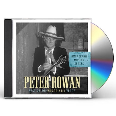 Peter Rowan BEST OF THE SUGAR HILL YEARS CD
