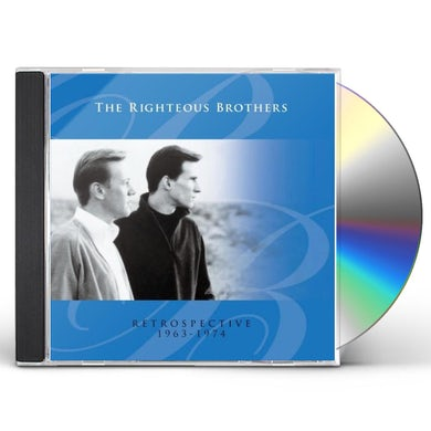 Righteous Brothers RETROSPECTIVE 1963-1974 CD