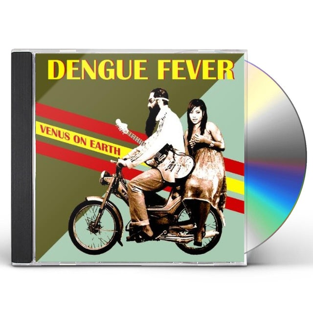 Dengue Fever VENUS ON EARTH CD