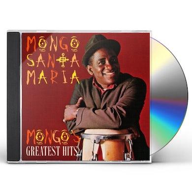 Mongo Santamaria GREATEST HITS CD