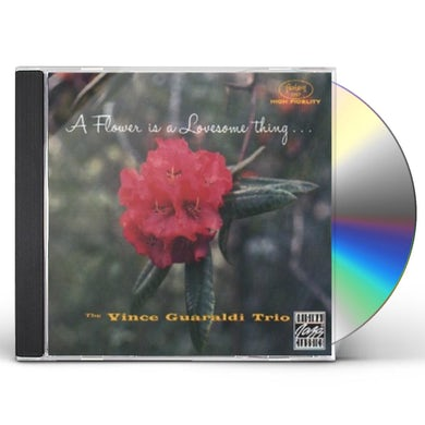 Vince Guaraldi FLOWER IS A LOVESOME THING CD