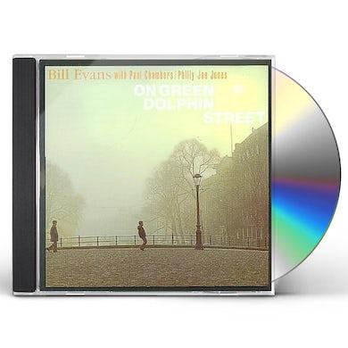Bill Evans ON GREEN DOLPHIN STREET CD