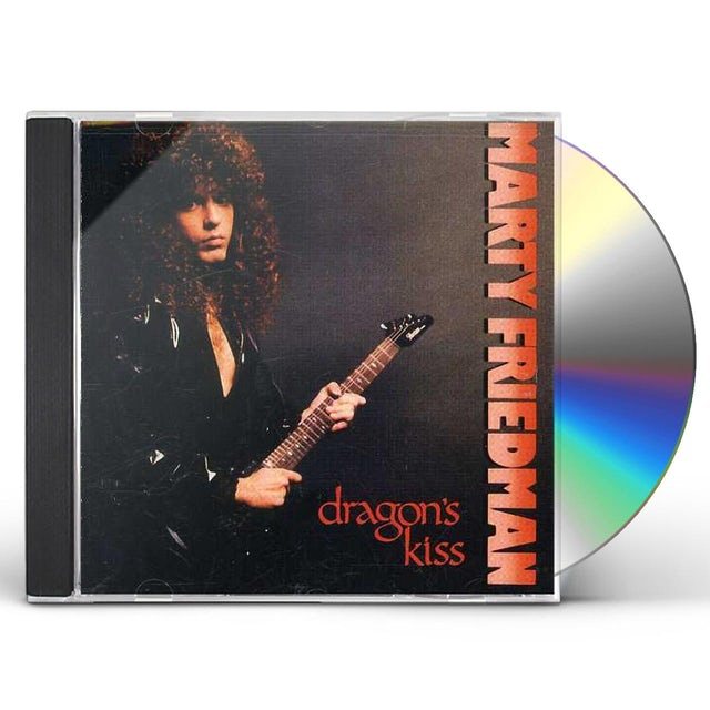 Marty Friedman DRAGON'S KISS CD