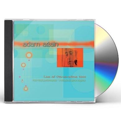 Adam Again LIVE AT CORNERSTONE 2000 A TRIBUTE TO GENE EUGENE CD