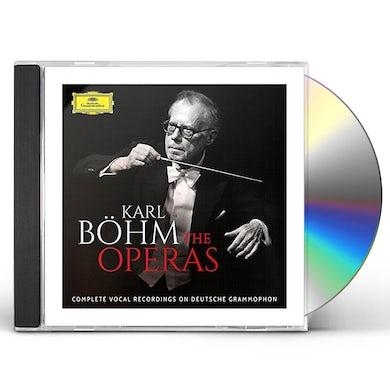 Karl Bohm COMPLETE OPERA & VOCAL RECORDINGS CD