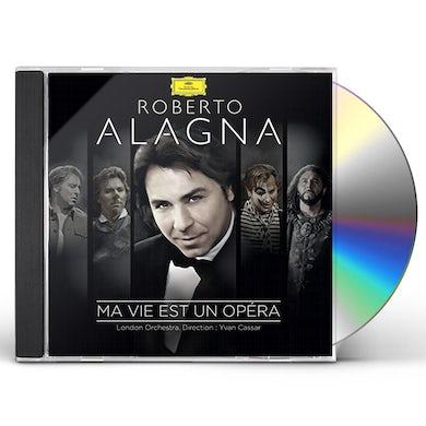 Roberto Alagna MA VIE EST UN OPERA CD