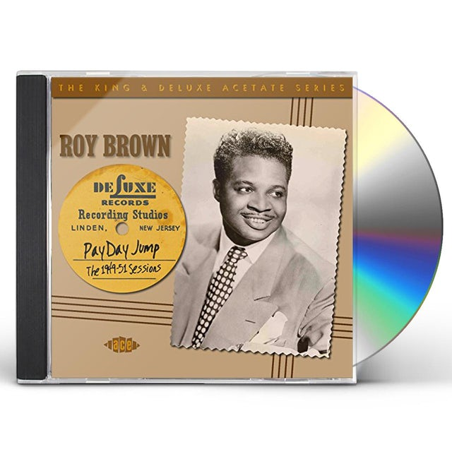 Roy Brown PAYDAY JUMP: 1949-51 SESSIONS CD