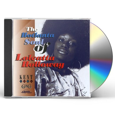 HOTLANTA SOUL OF LOLEATTA HOLLOWAY CD