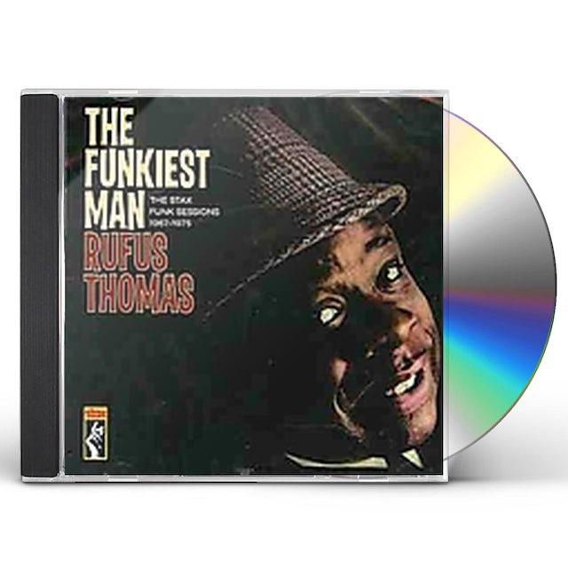 Rufus Thomas FUNKIEST MAN CD