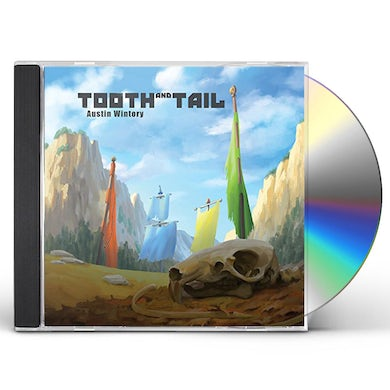 Austin Wintory TOOTH & TAIL CD
