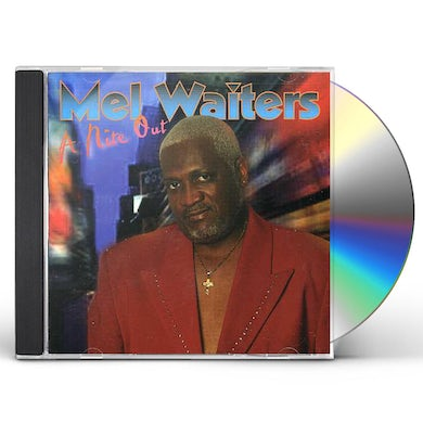 Mel Waiters NITE OUT CD