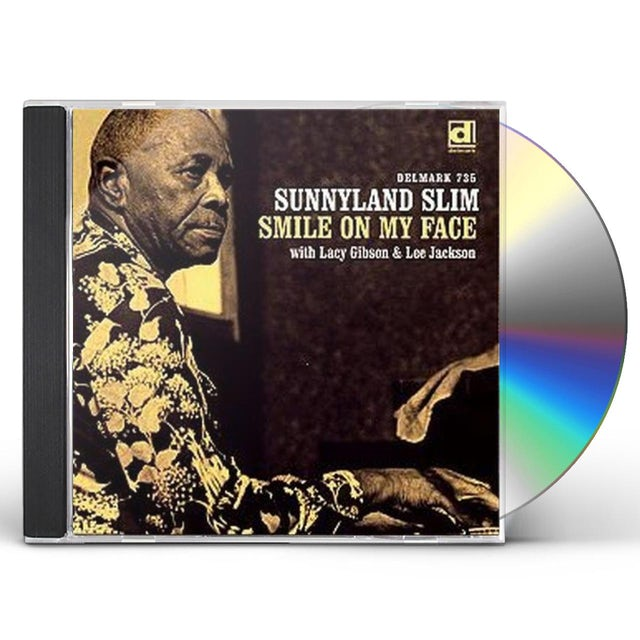 Sunnyland Slim SMILE ON MY FACE CD