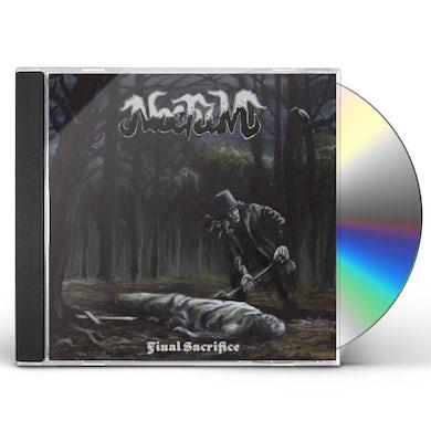 Noctum FINAL SACRIFICE CD