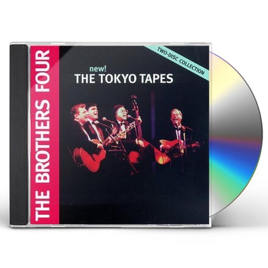 Brothers Four TOKYO TAPES CD