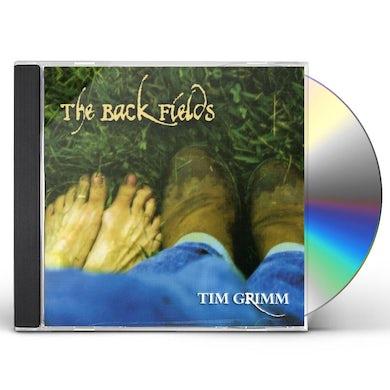 Tim Grimm BACK FIELDS CD