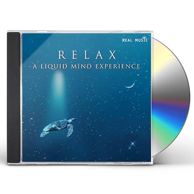 RELAX: A LIQUID MIND EXPERIENCE CD