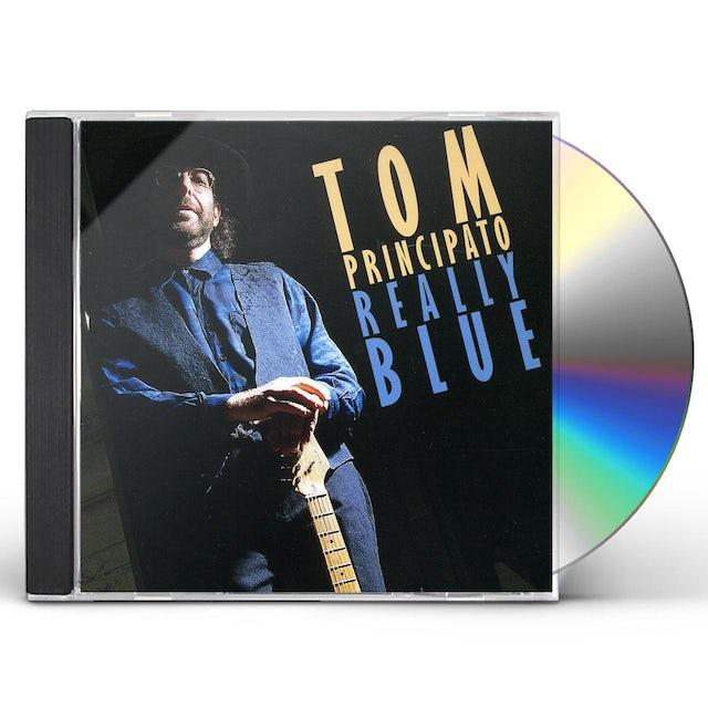 Tom Principato REALLY BLUE CD